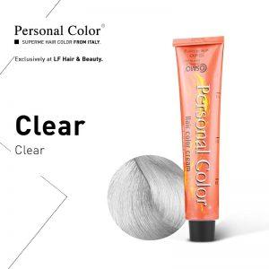 Cosmo Service Personal Color Permanent Cream Clear 100ml