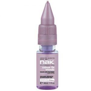 Nak colour fix blonde treatment 30ml