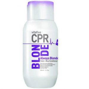 VitaFive CPR Blonde Violet + Blue Sulphate Free Shampoo 300mL