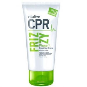 Vitafive CPR Frizzy Phase 1 Smoothing Creme 150mL