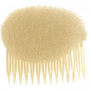 Cushion Crown Volumizer with Comb Blonde
