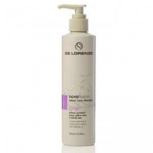 De Lorenzo Nova Fusion Colour Care Shampoo 250ml - Silver