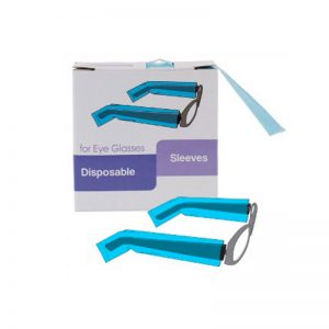 Disposable Sleeves for eyeglasses - 200 pcs