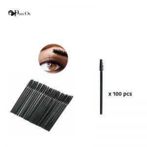 PureOx Disposable Mascara Wands 100pcs