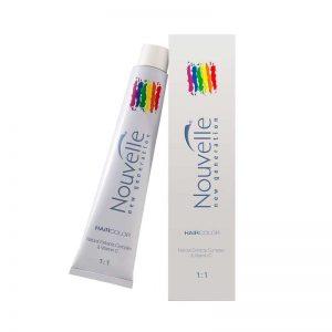 Nouvelle - Permanent Hair Color 8/Light Blonde 100ml