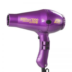 Parlux 3200 Ionic & Ceramic Edition Compact Hair Dryer - Purple