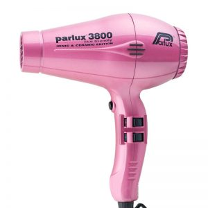 Parlux 3800 Eco Friendly Ionic & Ceramic Hair Dryer - Pink