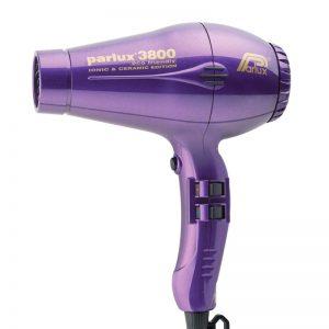 Parlux 3800 Eco Friendly Ionic & Ceramic Hair Dryer - Purple