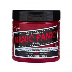 Manic Panic Classic Pillarbox Red 118ml
