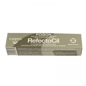 RefectoCil - Tint 15ml - #3.1 Light Brown