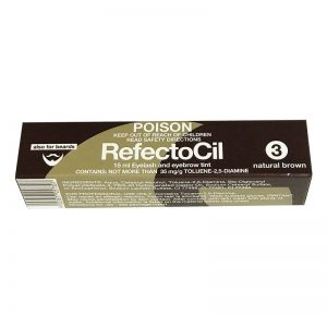RefectoCil - Tint 15ml - #3 Natural Brown