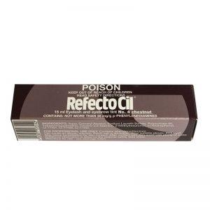 RefectoCil - Tint 15ml - #4 Chestnut