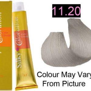 Silky 11.20/11VV Permanent Hair Color 100ml - ULTRALIGHT INTENSE IRISÈ