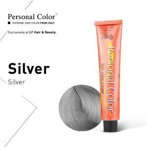 Cosmo Service Personal Color Permanent Cream Silver 100ml