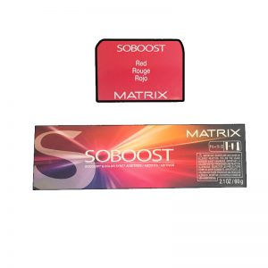 Matrix Color Sync Tone-On-Tone Hair Color Red Booster 60ml