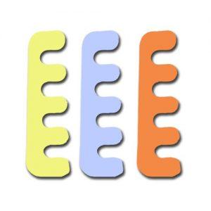 Toe/Finger Separators Assorted Colours