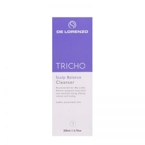 De Lorenzo Tricho scalp balance Cleanser 200ml