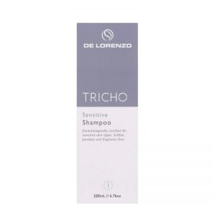 De Lorenzo Tricho Sensitive Shampoo 200ml