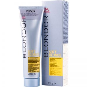 Wella Blondor Lightening Cream - Soft Blonde 200g