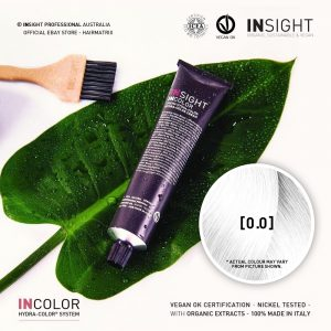 Insight INCOLOR Hydra-Color Cream [0.0] Bleaching Booster 100ml