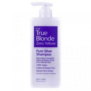 Hi Lift True Blonde Pure Silver Shampoo 350ml