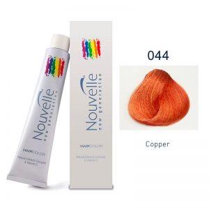 Nouvelle - Permanent Hair Color 044 - Copper