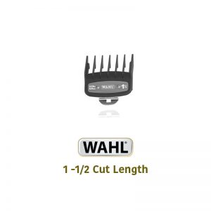 Wahl Premium Clipper Attachments with Metal Tabs - 1 -1/2 Cut Length