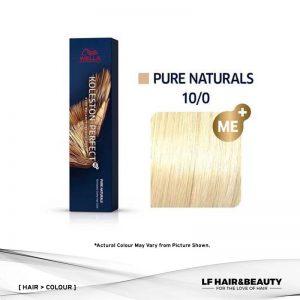 Wella Koleston Perfect Permanent Cream 10/0 - Lightest Blonde 60g