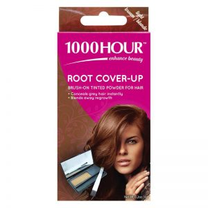 1000 Hour Root Cover Up - Light Brown / Blonde