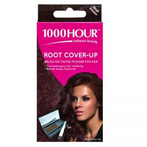1000 Hour Root Cover Up - Dark Brown