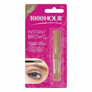 1000 Hour Instant Brows Mascara, Light Brown/ Blonde