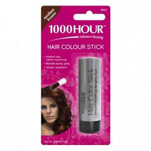 1000 Hour Hair Colour Stick, Medium Brown