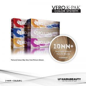 Joico Vero K-PAK Age Defy 10NN+ Permanent Color - Very Light Natural Natural Blonde 74ml