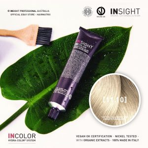 Insight INCOLOR Hydra-Color Cream [11.10] Platinum, Ash Blond 100ml
