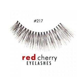 Red Cherry Eye Lashes #217
