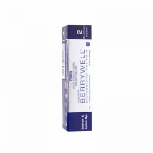 BERRYWELL - Eyebrow & Eyelash Dye 15ml - No.2 Blue-Black