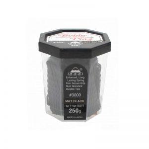 555 - Bobby Pins #3000 Mat Black 250g