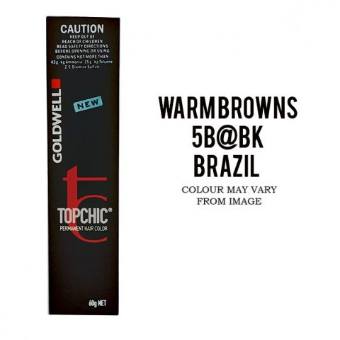 Goldwell - Topchic WARM RED 700@GK 60g - LF Hair and