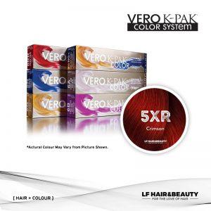 Joico Vero K-PAK Color 5XR Permanent Color - Crimson 74ml