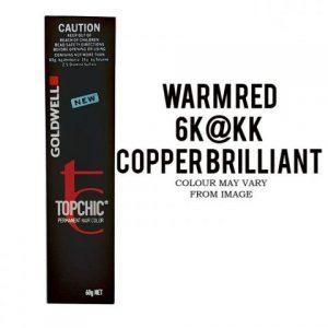 Goldwell - Topchic copper brilliant 6k@KK 60g