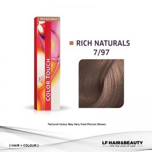 Wella Color Touch Semi-Permanent Cream 7/97 - Medium Blonde Cendré Brown 60g