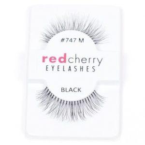 Red Cherry Eye Lashes #747M