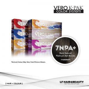 Joico Vero K-PAK Age Defy 7NPA+ Permanent Color - Dark Natural Platinum Ash Blonde