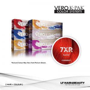 Joico Vero K-PAK Color 7XR Permanent Color - Scarlet 74ml