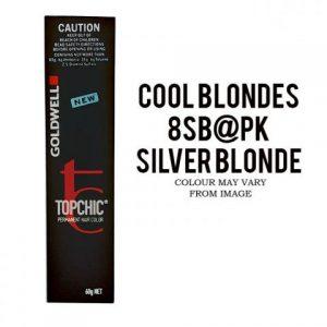 Goldwell - Topchic Cool Blondes 8SB@PK 60g