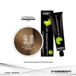 Loreal iNOA Permanent Hair Color 9,0 Fundamental Deep Very Light Blonde 60g