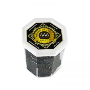 "999 - Bobby Pins 1.5"" Black"