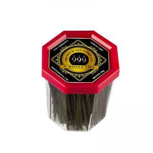 "999 - Ripple Pins 3"" Bronze 250g"