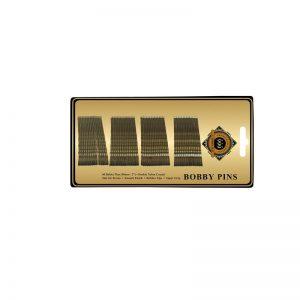 "999 Bobby Pins 50mm-2"" Bronze 60 Pcs"
