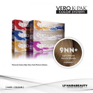 Joico Vero K-PAK Age Defy 9NN+ Permanent Color - Light Natural Natural Blonde 74ml